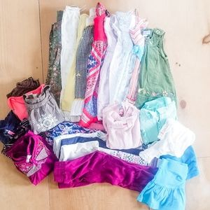 MORE ADDED Toddler Lot - Girls - Size 2T
